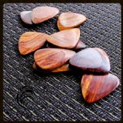 Timber Tones - Burma Padauk - 1 Pick | Timber Tones